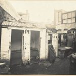 Views taken during cleansing Operations, Quarantine Area, Sydney 1900