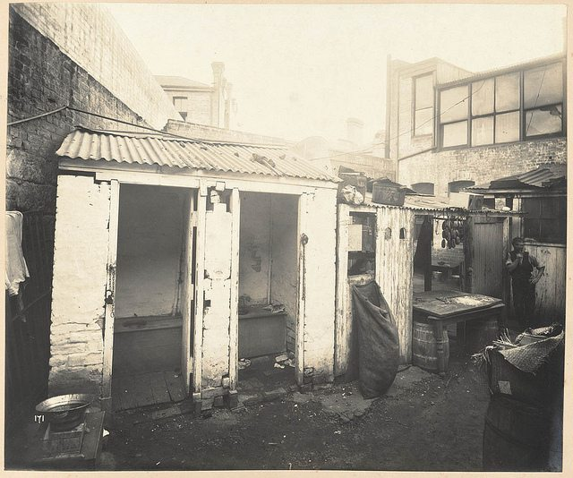 From Darling Harbour to Shell Harbour: The history of Sydney poo Part 1
