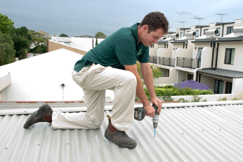 roof diy inspection